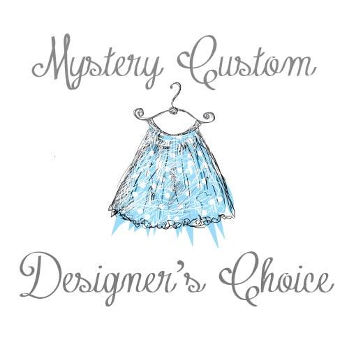 Designer\'s Choice Mystery Custom / AllieLou Handmade