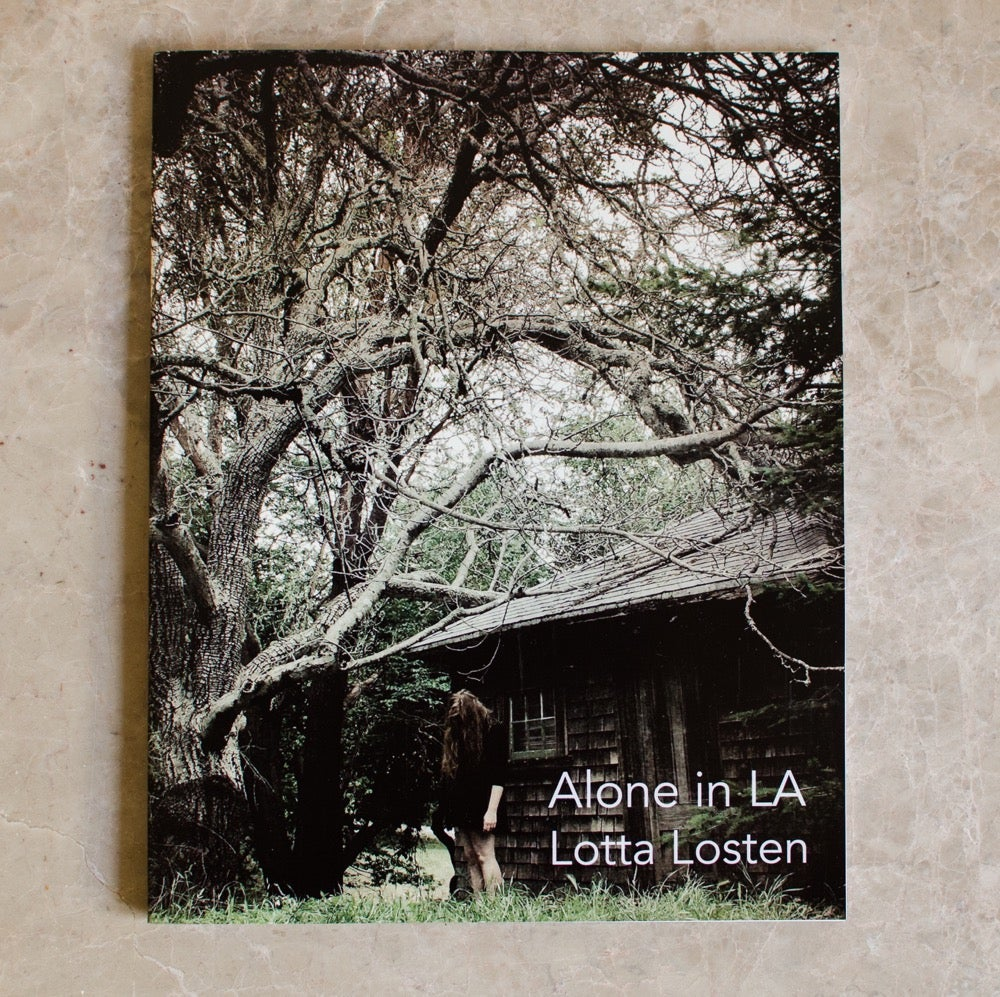 Image of Alone in LA - Self Portrait Book