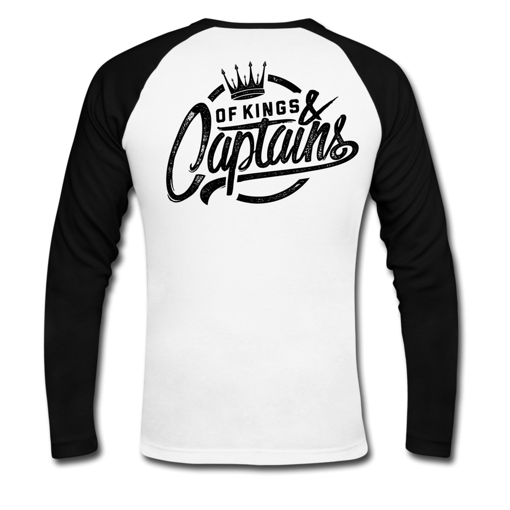 Image of Of Kings And Captains Raglan t-shirt