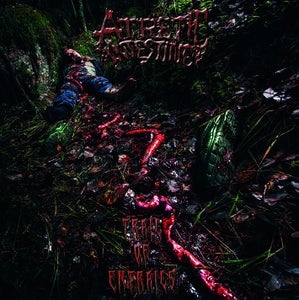Image of ATRETIC INTESTINE Trail Of Entrails CD