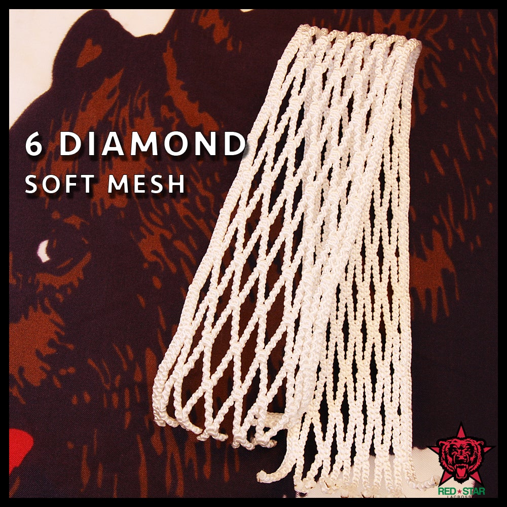 Image of 6 Diamond - Nylon Soft mesh