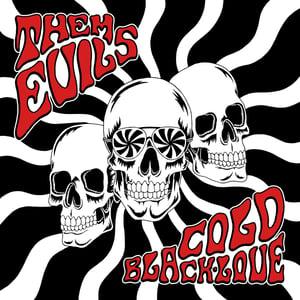 Image of Them Evils - Cold Black Love CD