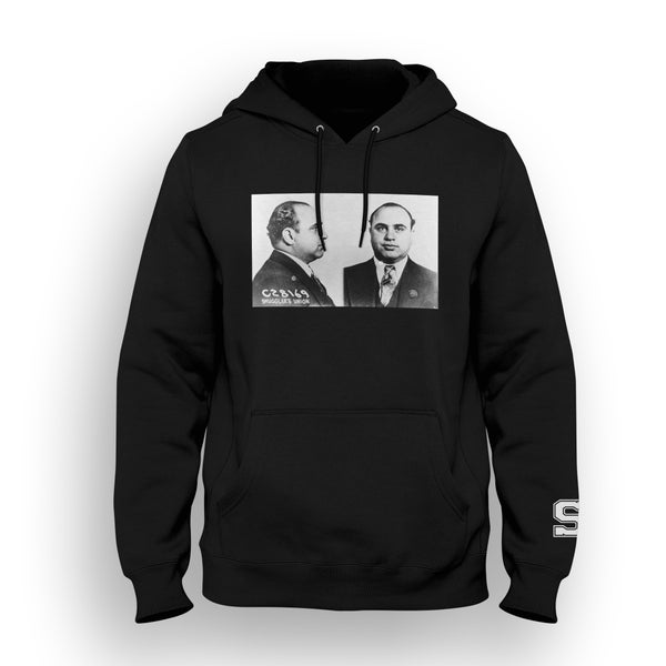 """Image of SMUGGLERS UNION """"CAPONE"""" (Pullover Sweatshirt)"""