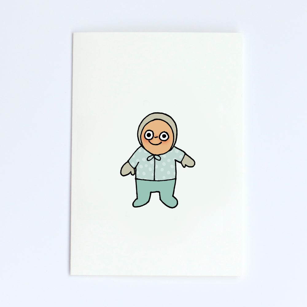 Image of Baby card 2