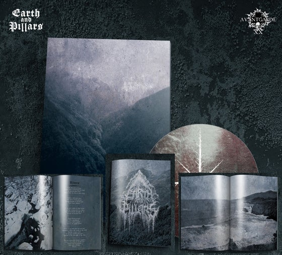 Image of EARTH AND PILLARS - EARTH I REPRESS (REGISTERED SHIPPINGS WORLDWIDE)
