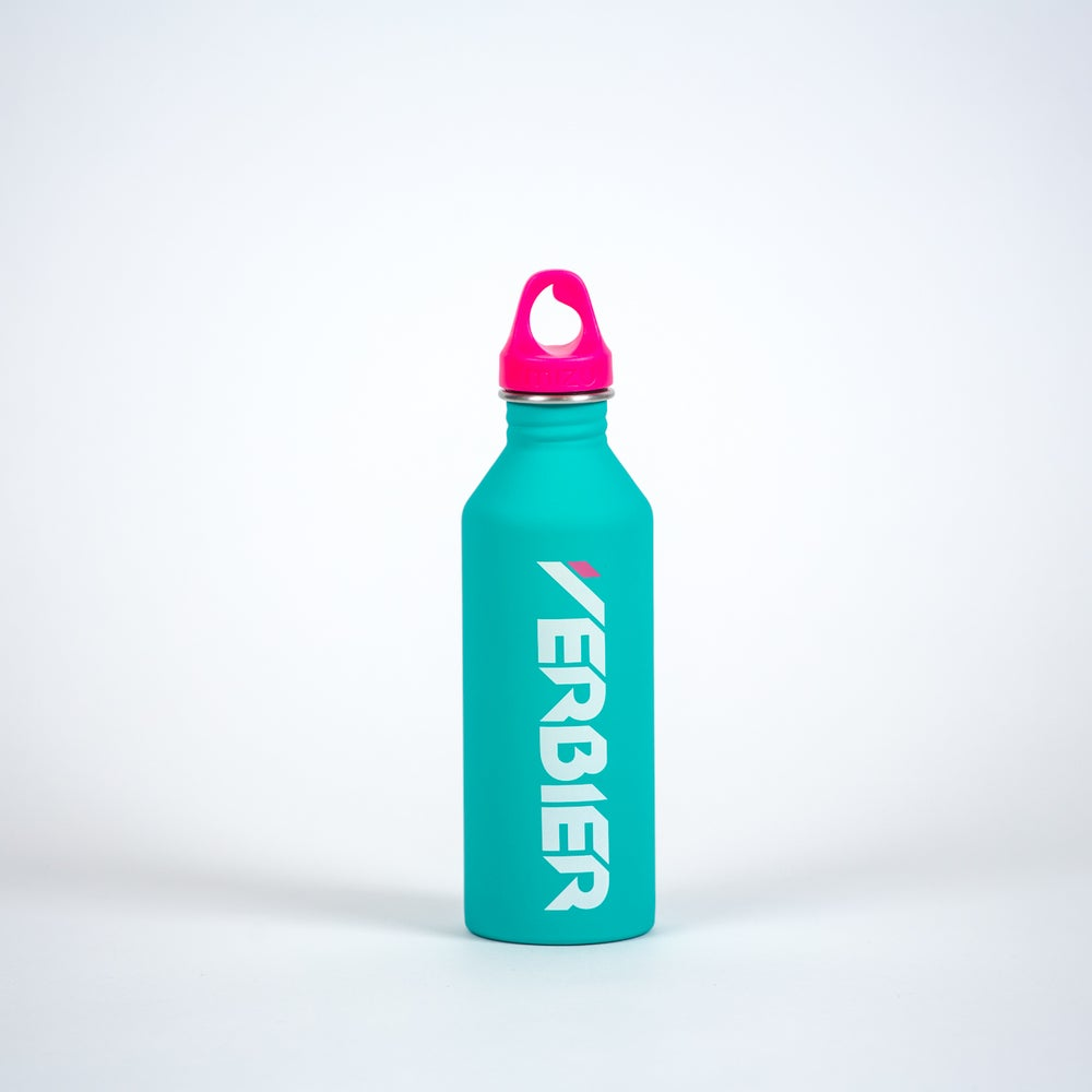 Image of Verbier Turquoise Drinking Bottle