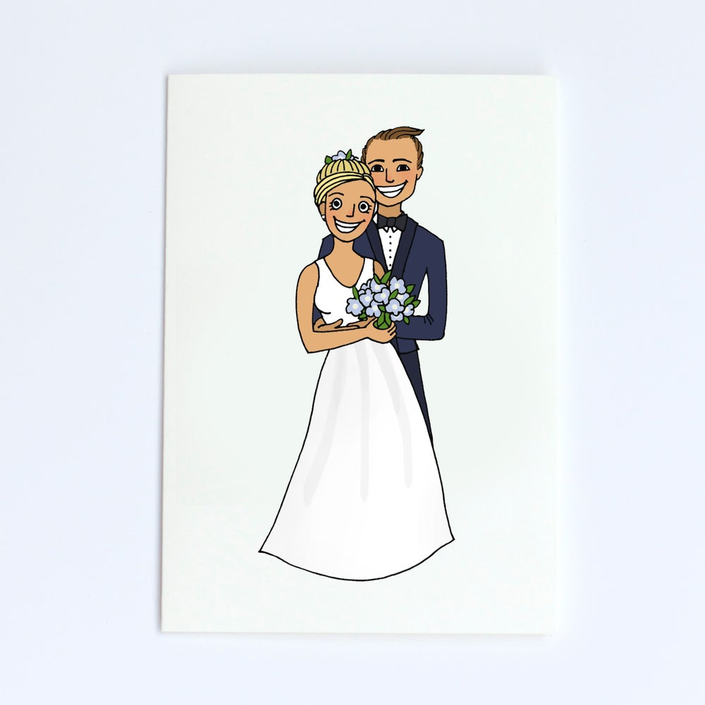 Image of Wedding Card 2
