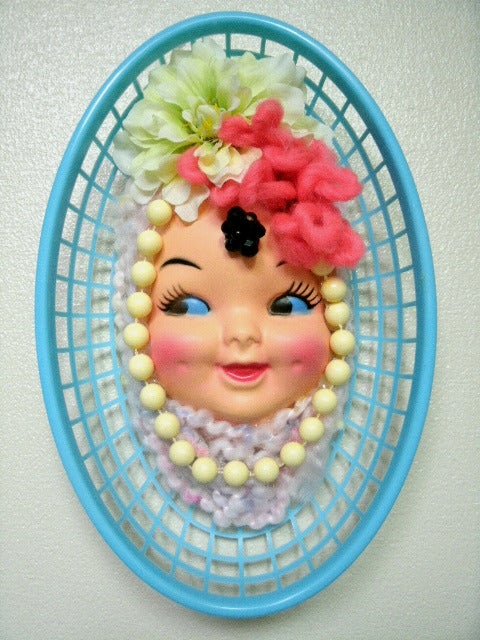 Image of Coral Hair Dreambasket