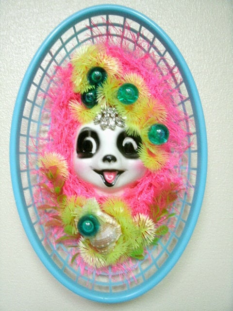 Image of Aqua Panda Dreambasket