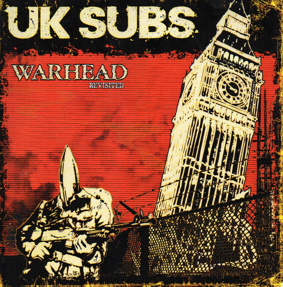 Image of UK Subs, 10""