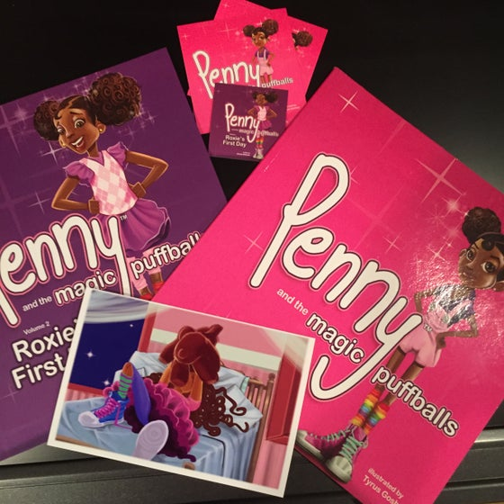 Image of Penny Book set