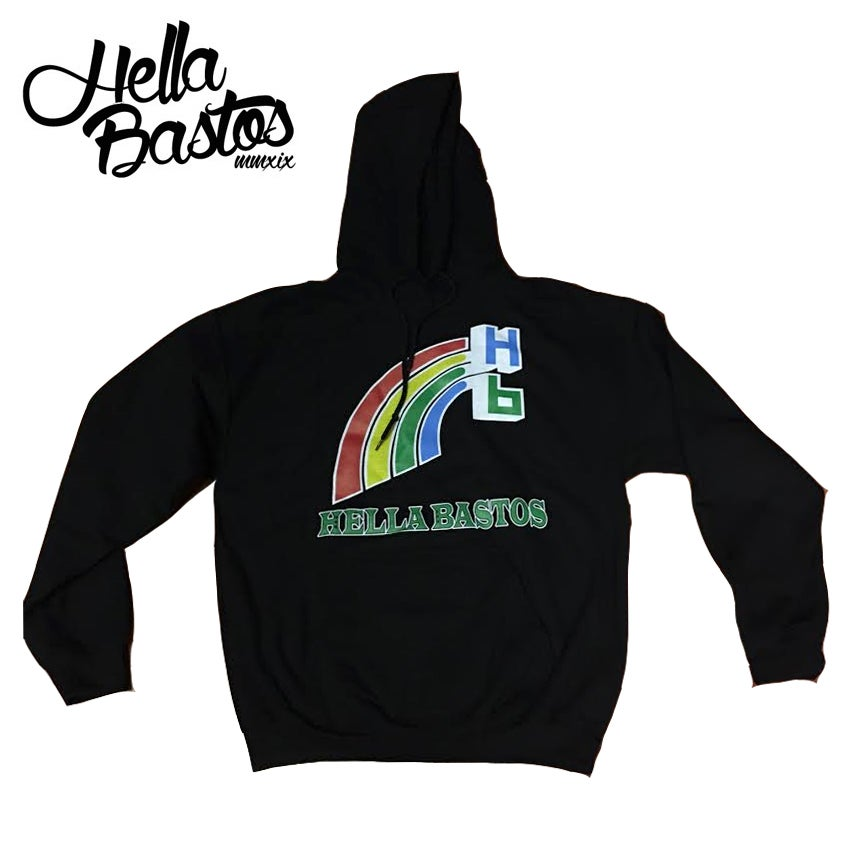 Image of UH Rainbow Hoodie Sweater