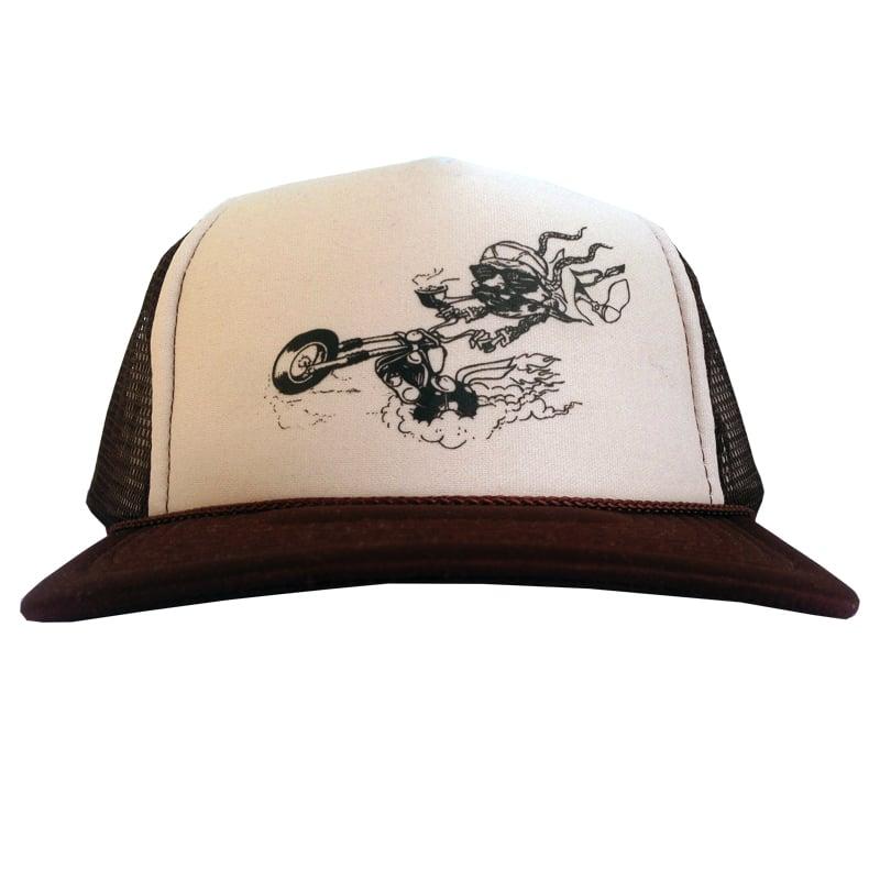 Image of Gypsy Rider X Trucker Hat