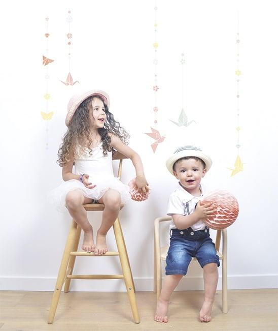 Image of Vinilos Infantiles de Pajaritas LILIPINSO (-20%)