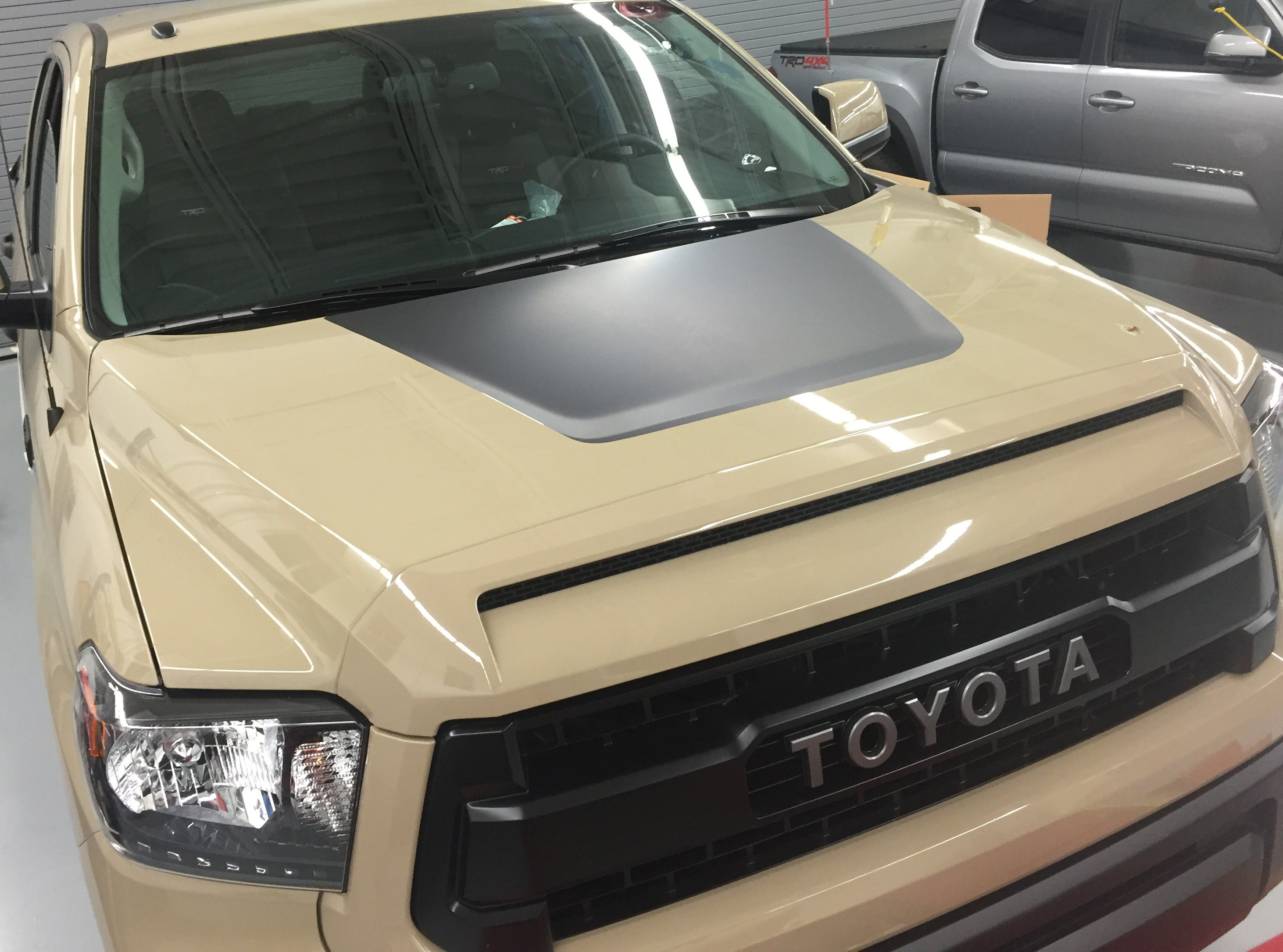 Toyota Tundra Hood Blackout 2014-Current