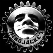 Image of MINDJACKET 'Sunz Ov Industrial' Gear Face Logo shirt