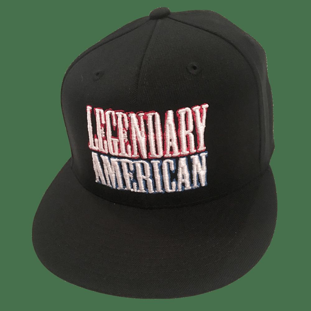 Image of Legendary American Dont tread flexfit hat