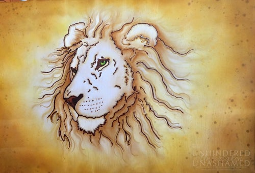 Image of LIMITED EDITION- Lion of Judah II