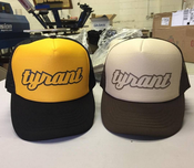 Image of TYRANT Trucker Cap