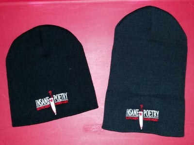 Image of INSANE POETRY BEANIE