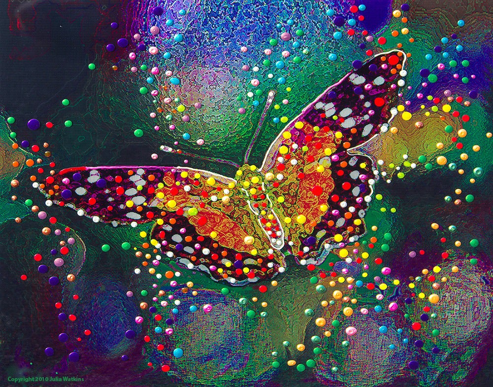Image of Butterfly Transformation - Release your inner beauty