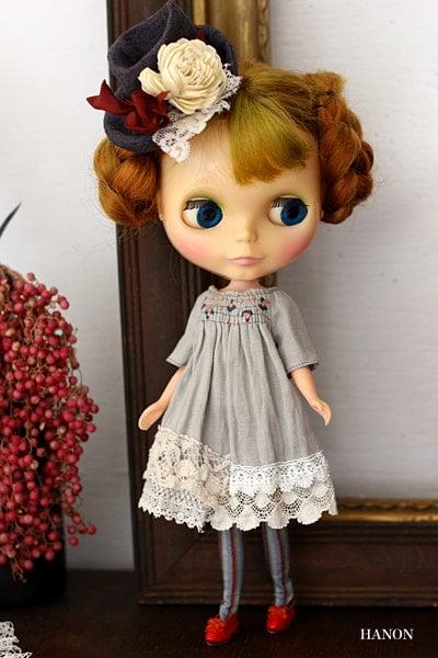 Hanon Dress Workshop Kit: Date w/ Blythe Auction