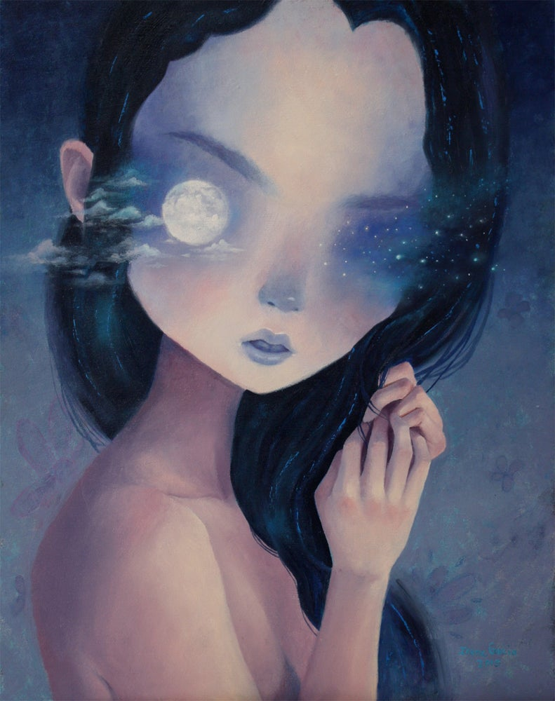 "Image of ""Goodnight"" by Irene Garcia"