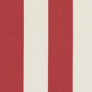 Fabric Freak Ff Red And White Polka Dot Outdoor Fabric