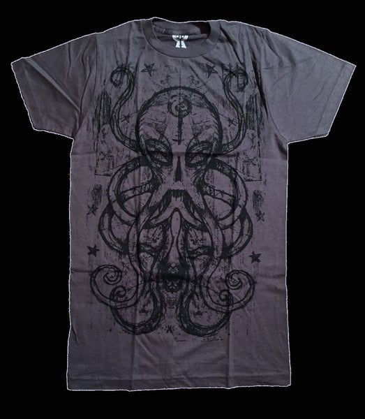 Image of OCTO-SQUID T-SHIRT