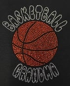 "Image of ""Sparkling"" Football & Basketball Grandma (2 different designs)"
