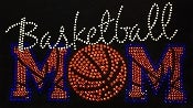 """Image of """"Sparkling"""" Basketball Mom (3 Different Designs)"""