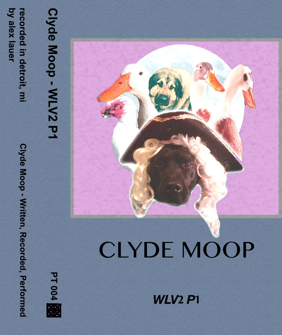 Image of Clyde Moop - WLV2 P1