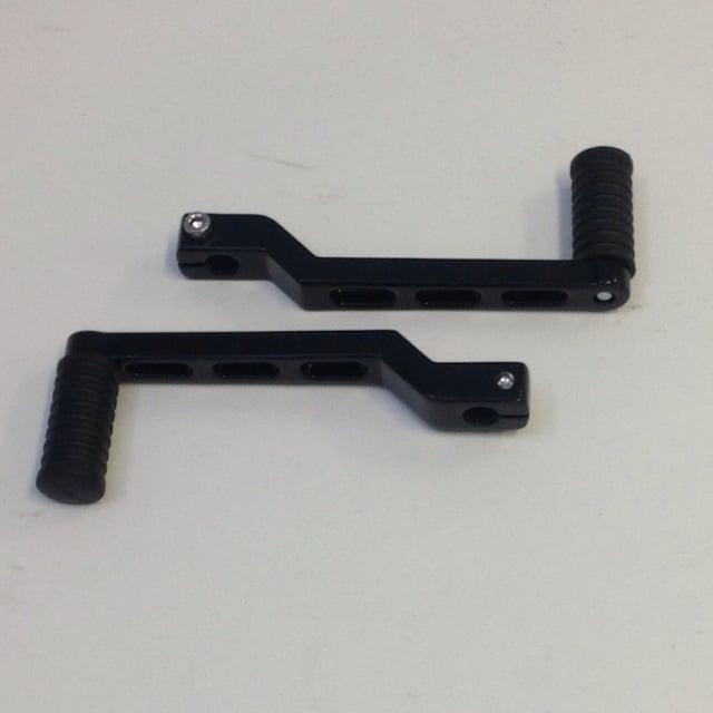Image of Heel Toe Shifter Set (fits HD FLST, FLHT & FLT models)