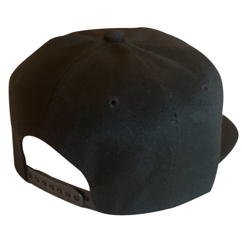 Image of Legendary American Black Gold Snapback hat
