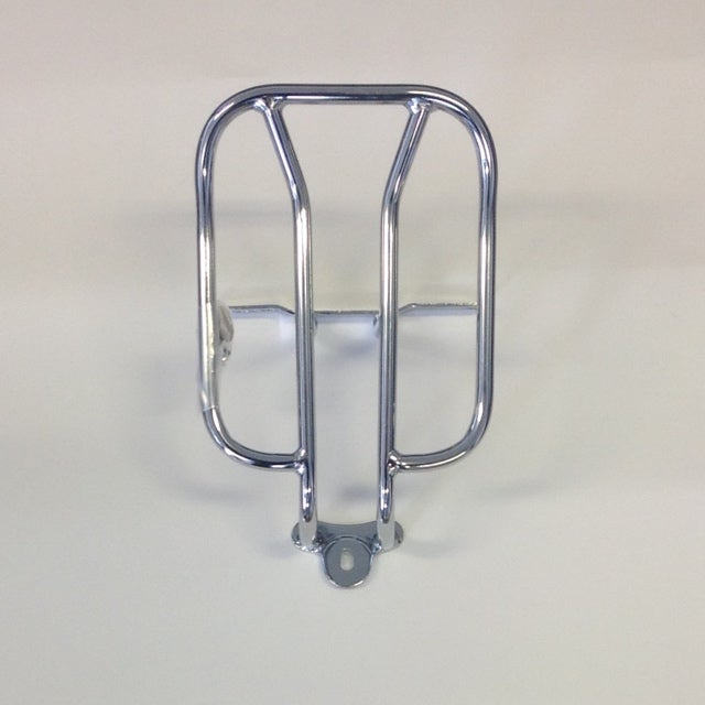 Image of Luggage Rack - 2-up seat (fits 1994-2010 HD XL/Sportster)