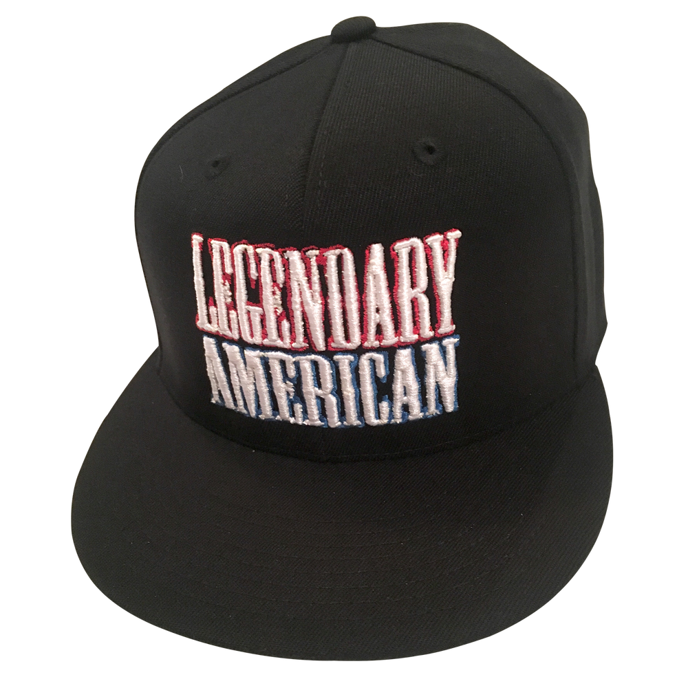 Image of Legendary American Dont Tread Snapback hat