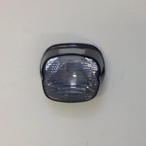 Image of Smoked LED Laydown Tailight Lens (fits HD Sportser, Dyna, Softail & Touring)