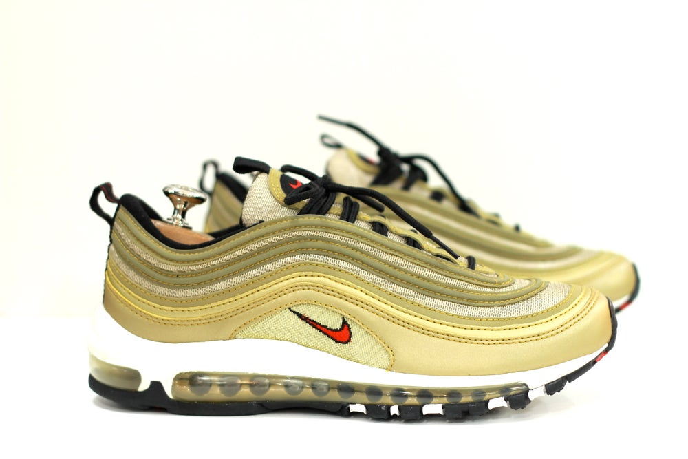 Image of Nike Air Max 97 Gold (2007)