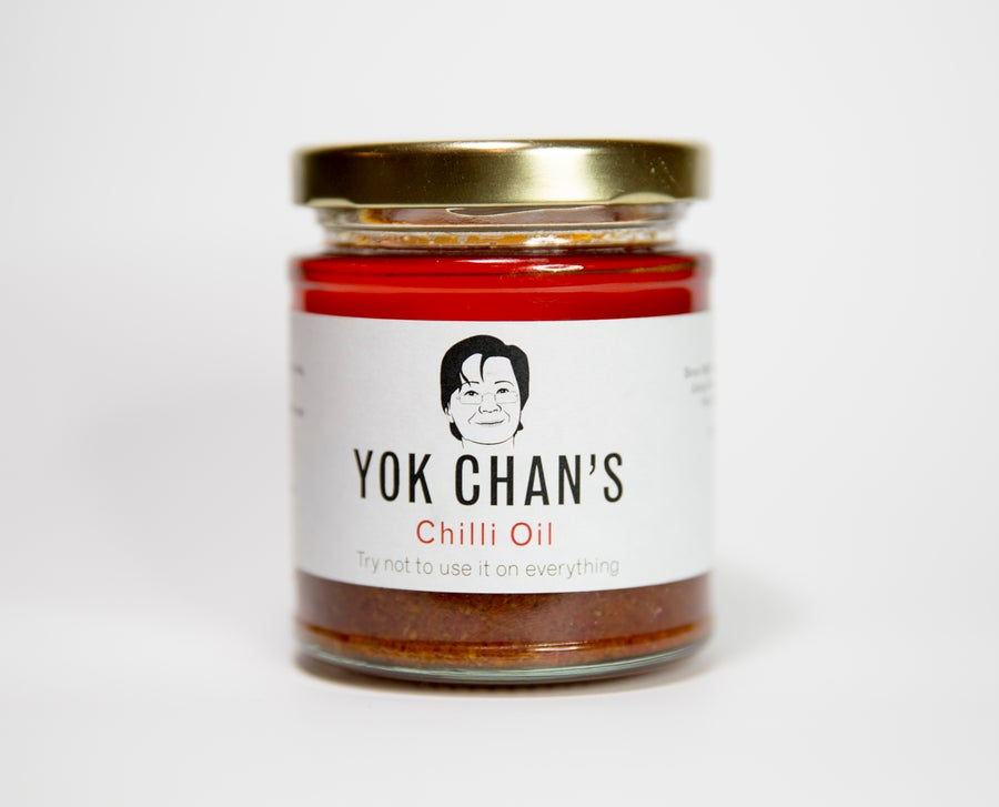 Image of Yok Chan's Chilli Oil (one jar)