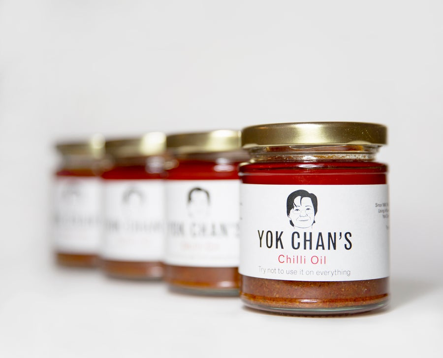 Image of Yok Chan's Chilli Oil (4 jars)