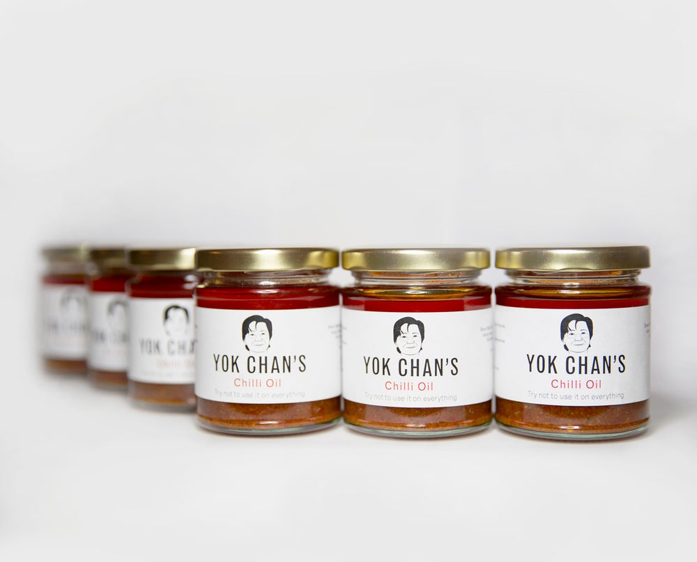 Image of Yok Chan's Chilli Oil (12 jars)