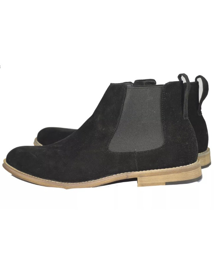 Image of Chelsea boot // Black