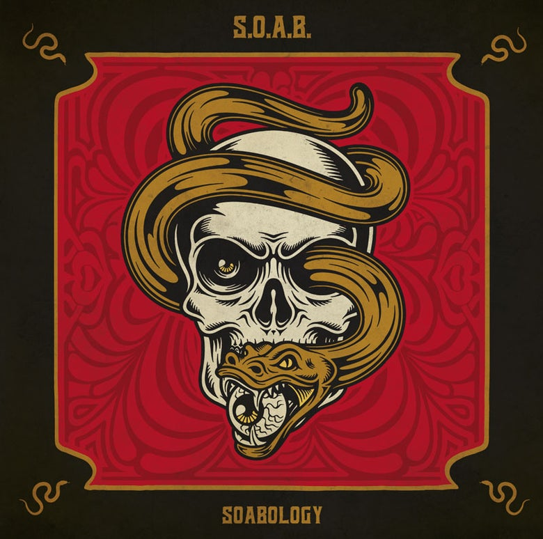 "Image of S.O.A.B. ""Soabology"""