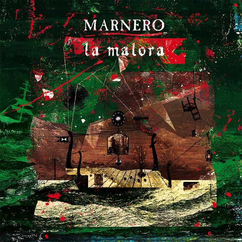 "Image of MARNERO ""La malora"" 2X12"""