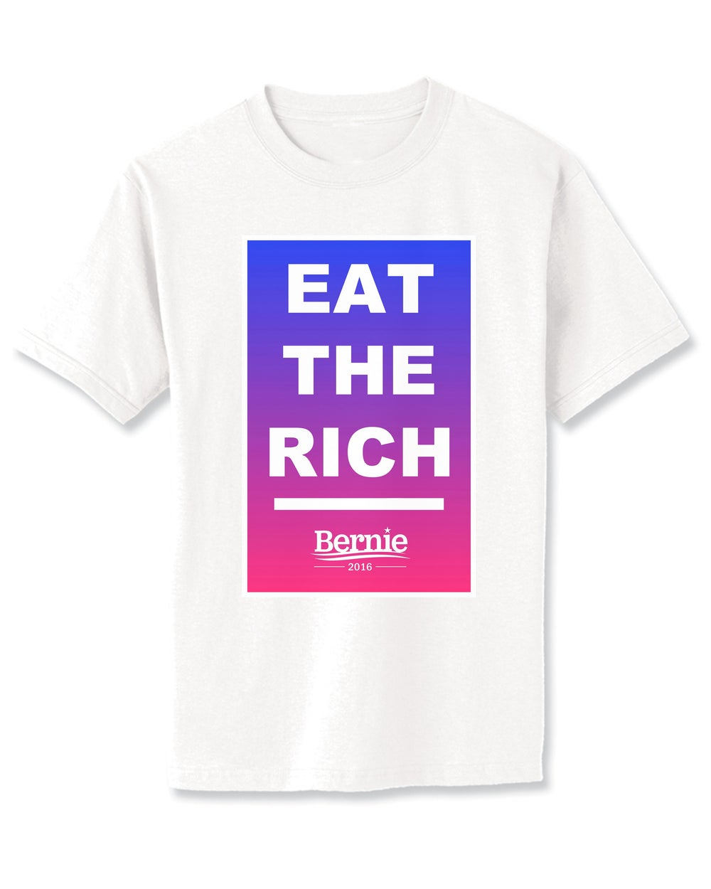 Image of EAT THE RICH tee