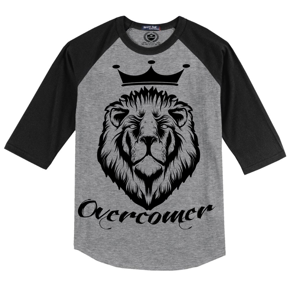 Image of Overcomer Raglan