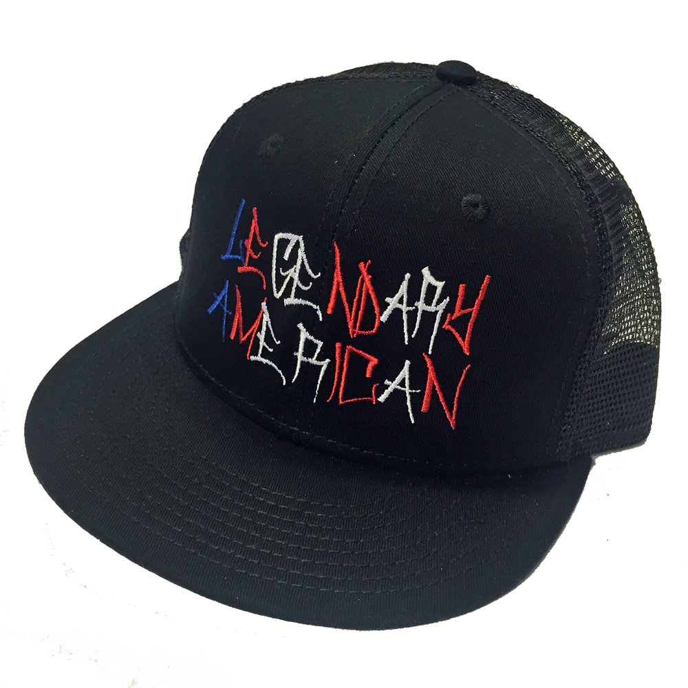 Image of Legendary American Graffiti trucker hat