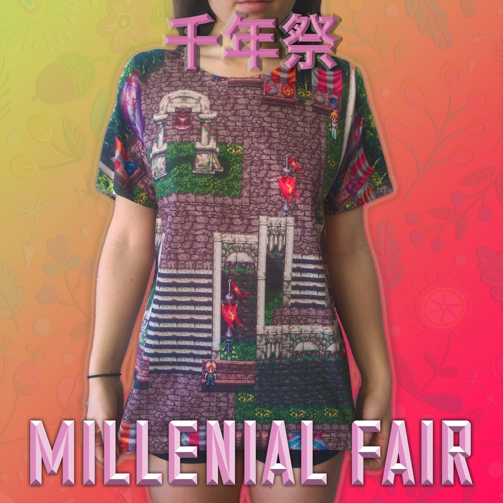 Image of 千年祭 1000 Year Festival Tee