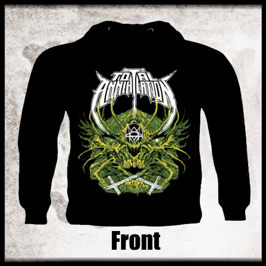 Image of Experience the Terror Hoodie