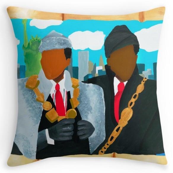 Image of Kings, NY (Pillow)
